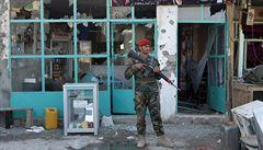 Rusové si vybrali menší zlo, afghánský Taliban. Posílají mu zbraně a prý i peníze