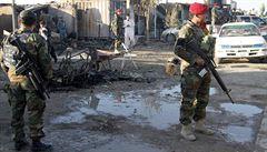 Syn vůdce Talibanu najel s výbušninami do armádní základny. Při útoku zemřel