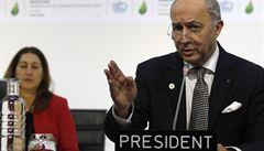 Výsledky klimatického summitu v Paříži budou zveřejněny v sobotu
