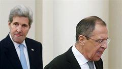 Sporná Sýrie? S Moskvou najdeme společnou řeč, doufá Kerry
