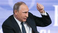 V Moskvě prodávají parfém 'inspirovaný Putinem'