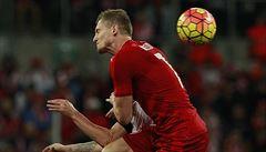 VIDEO: Díváte se, pane Vrbo? Fotbalista Necid střihl gól jako Ibrahimovič