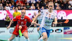 Statečně bojovaly o finále, florbalistky ale proti Finsku potopil vlastní gól