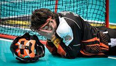 To se stane jednou za život, smutnila po vlastním gólu florbalistka Kubíčková