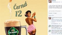 Černá dvanáctka? Na Bernard se valí kritika kvůli 'sexistické' reklamě