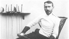 POHNUTÉ OSUDY: Zapomenutý hrdina. Vilém Goppold z Lobsdorfu, první Čech s olympijskou medailí
