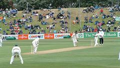 Další tragédie v kriketu: po zásahu míčkem přišel o život rozhodčí