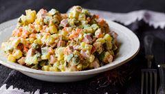 Z bramborového salátu se na Strakonicku nakazilo salmonelou padesát lidí