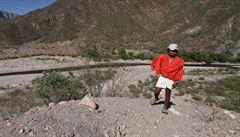Kniha, která pomáhá. Výtěžkem chce autor podpořit tradice Tarahumarů