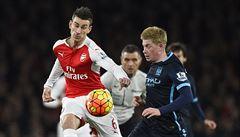 Šlágr anglické ligy vyhrál Arsenal. Kloppův Liverpool schytal debakl
