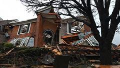 Vánoční bouře, záplavy a tornáda zabily v USA nejméně 43 lidí