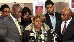 Za zabití 12letého černocha z Clevelandu policie obviněná nebude
