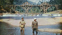 Australský spisovatel napsal nový román o mostu přes řeku Kwai