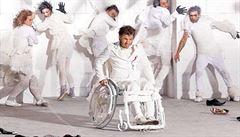 POHNUTÉ OSUDY: Akrobat La Putyky na vozíku. Petra Valcháře dostala nehoda k divadlu
