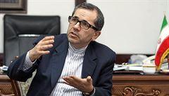 Islámská koalice proti teroru? Hezký slogan k ničemu, míní íránský diplomat
