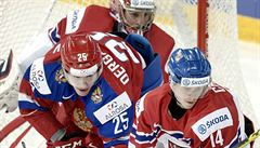 Hokejoví mladíci začali MS dvacítek prohrou. Na nájezdy podlehli Rusku