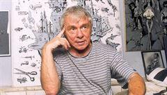 Zemřel komiksový kreslíř Kája Saudek. Bylo mu 80 let