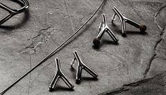 České šperky inspirované jógou šíří dobrou energii