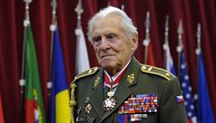 Ve věku 98 let zemřel Alexandr Beer, veterán bojů na východní frontě