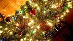 Jak nazdobit vánoční stromek? Trendy je letos oranžová a skořicová