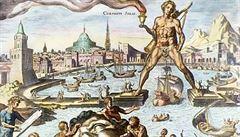 Zchudlí Řekové chtějí postavit Kolos rhódský. Symbol síly a lep na turisty