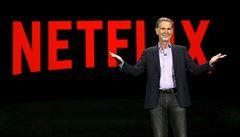 Netflix je ochotný dál finančně krvácet, věří ale v úspěch a finanční náplast