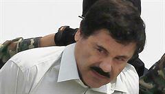 Drogový boss 'Prcek' Guzmán neutekl na dlouho. Mexické úřady ho znovu zatkly