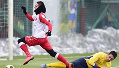 Slavia v přípravě dál válí. Vyhrála i čtvrtý zápas, Chrudim porazila 2:0