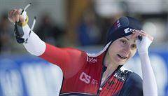 Příliš skromná Sáblíková: chce z MS dvě medaile, šanci má klidně i na čtyři