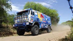 Spáčil boural a s tatrou skončil na Rallye Dakar už po druhé etapě