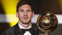 V nominaci na Zlatý míč FIFA nechybí Messi ani vyzyvatel Ribéry