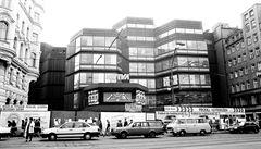 Kotva 1927/1974. Obchodní dům, který vzbuzuje emoce, čeká oprava