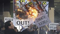 Odveta za 'vodíkovou bombu': Jižní Korea vyjednává s USA o rozmístění zbraní