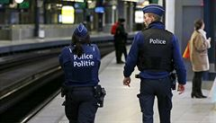 Symbolický pátek 15. Belgii hrozí kvůli výročí zásahu teror, varuje prokurátor