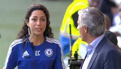 Krásná doktorka chce sedřít Mourinha z kůže. A soudí se i s Chelsea