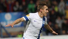 Liberec se v Evropské lize drží ve hře o postup, porazil Estoril 2:1