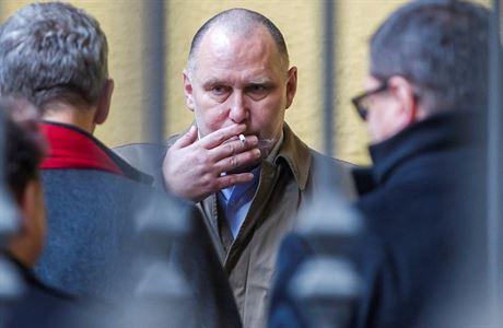 Exředitel Homolky Dbalý jde na 10 let do vězení. Propadne mu majetek, rozhodl soud