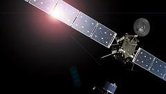 Vědci již nevěří v další kontakt se sondou Philae