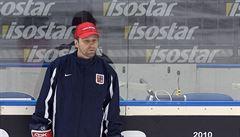 Vůjtek bude trenérem reprezentace jen rok. Od příští sezony ji povede Jandač