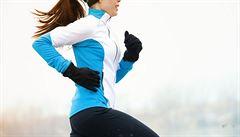 V zimě rozhodně neběhejte. Nechcete přibrat? Choďte, radí obezitolog