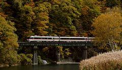 Japonská železniční společnost denně jezdí pro jedinou dívku