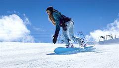 Dvě lyže, na kterých se surfuje. Jak vznikl snowboard?
