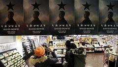 Bowieho poslední album chce každý. Stahování ze dne na den vzrostlo o 2700 procent