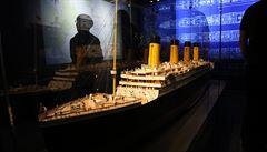 Původní kajuty i strojovny nabídne velkolepá výstava věnovaná zkáze Titaniku