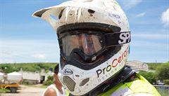 Zranění nejlepšího českého motocyklisty na Dakaru je vážné. Klymčiw je v bezvědomí