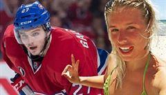 Bizarní skandál. Hvězdu NHL zmlátila jeho přítelkyně, zasahovala policie