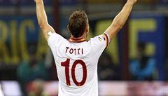 Skvělý Totti, nový kouč a obchody za miliony. AS Řím vládne Itálii