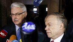 Znovuzvolení Tuska je diktátem Berlína, prohlásil polský ministr