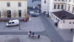 Stát prodává za 45 milionů jeden z posledních volných pozemků v centru Prahy