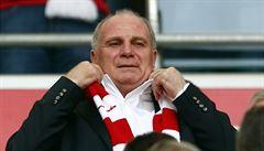 Prezident Bayernu Hoeness byl obžalován z daňového podvodu